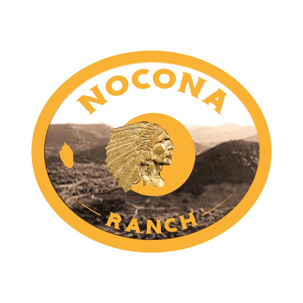 Nocona Ranch Buckle (RESTRICTED)