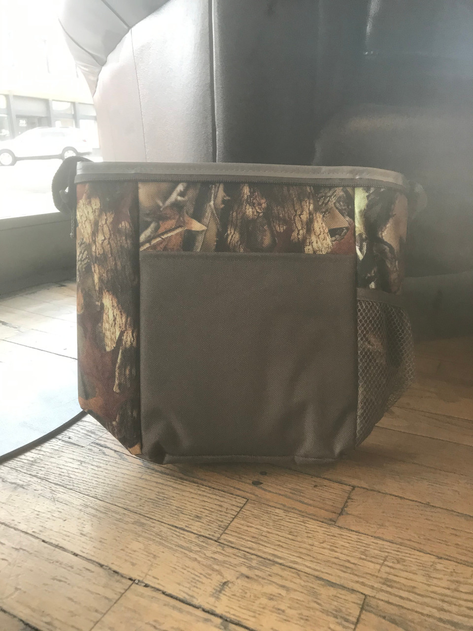 Camo Lunch Cooler 50% Off
