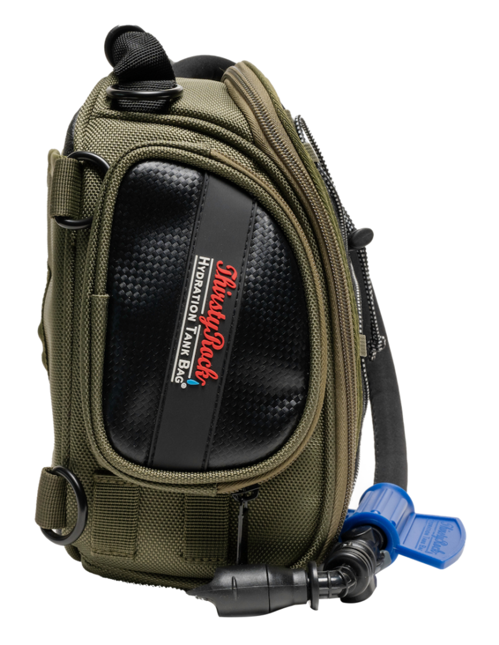 OffRoad Hydration Tank Bag Military Green