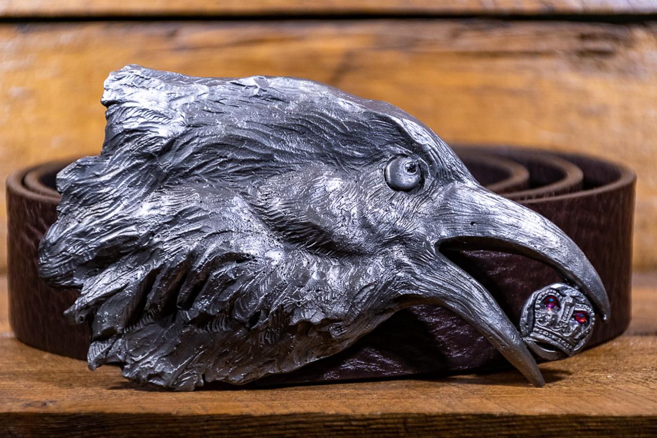 Raven Saint- Raven Buckle