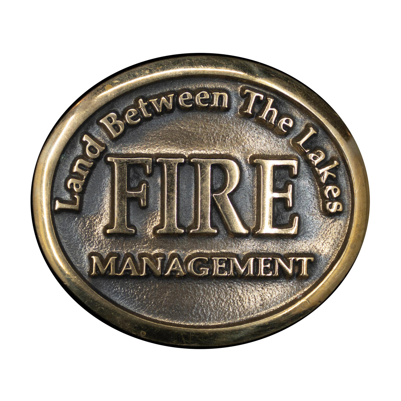 Land Between the Lakes Fire Management Buckle