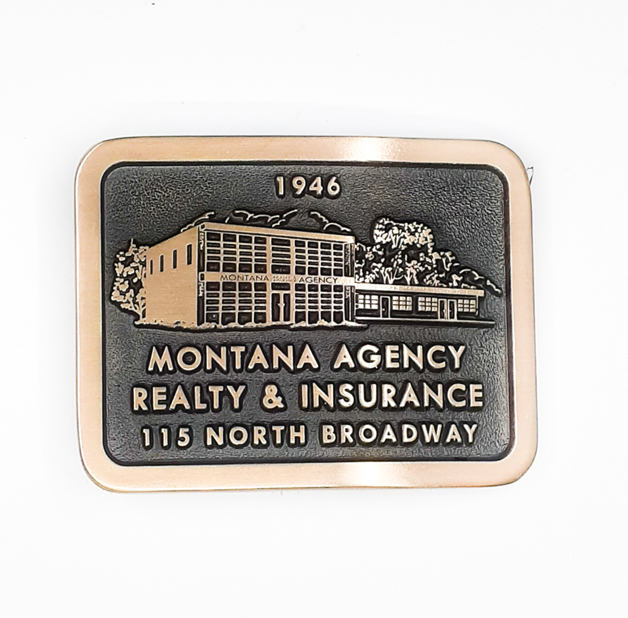 Montana Agency  Realty & Insurance Buckle
