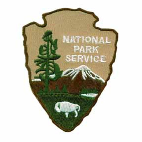 National Park Service Patch (NPS Employees Only)