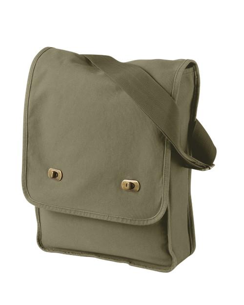 Authentic Pigment Field Bag