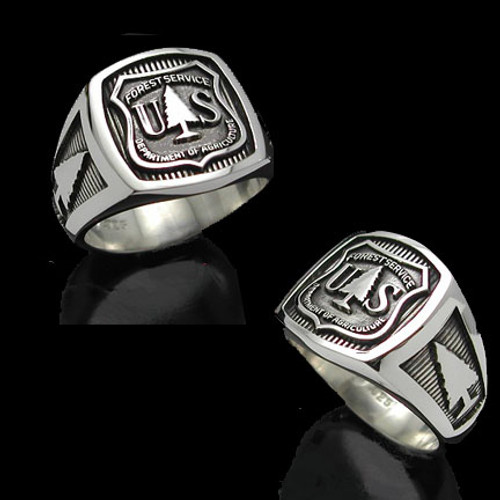 Forest Service Ring (Men's)