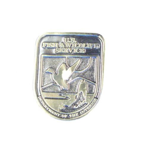 Fish & Wildlife Service Medallion