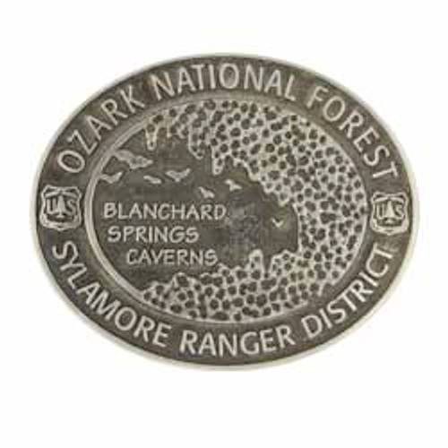 Sylamore Ranger District Buckle