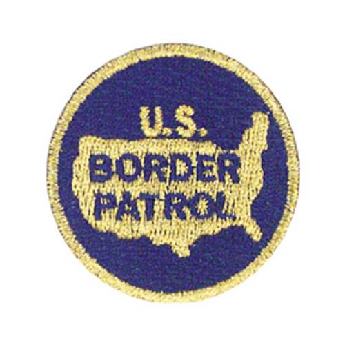 Border Patrol Patch