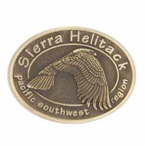 Sierra Helitack Buckle (RESTRICTED)