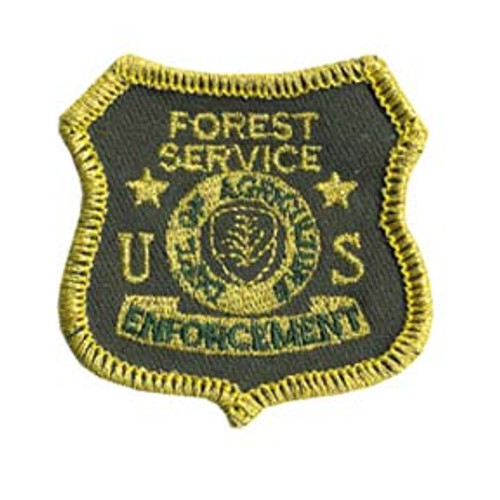 Forest Service LEI Patch
