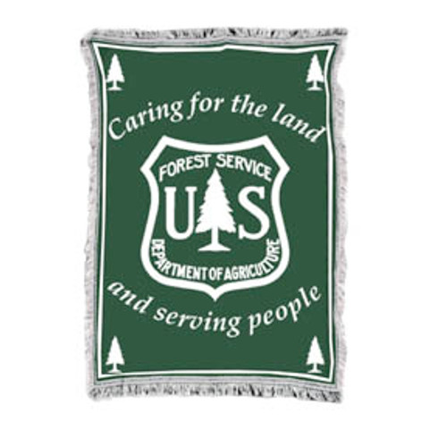 US Forest Service Afghan