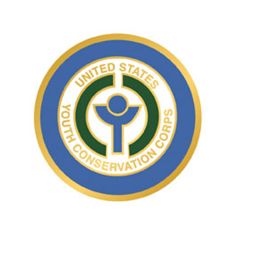 Youth Conservation Corps Lapel Pin