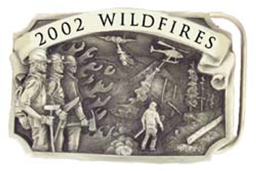 Wildfires 2002 Buckle