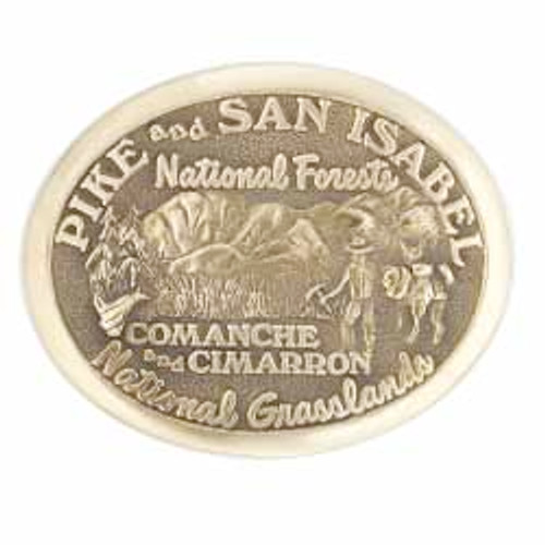 Pike & San Isabel National Forests Buckle