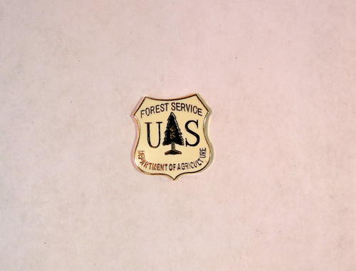 US Forest Service Years of Service Pin (45 years)