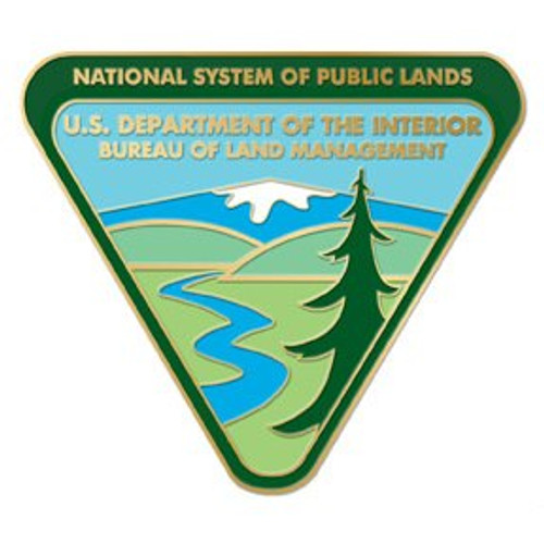 Bureau of Land Management Charm