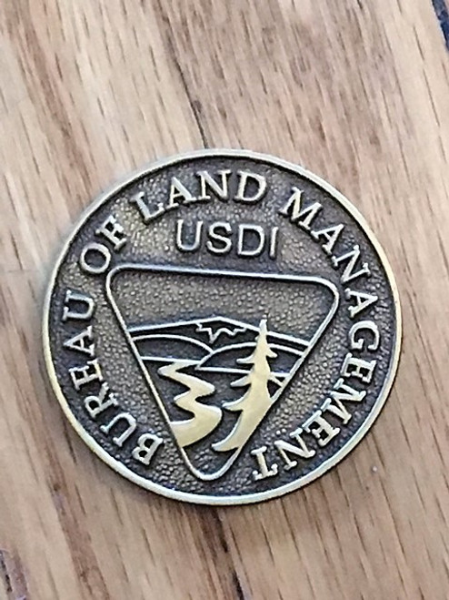 Bureau of Land Management Spur Set