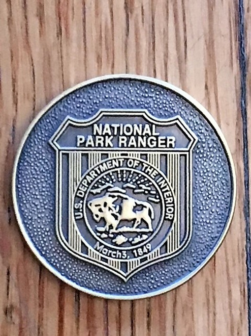 National Park Ranger Spur Set