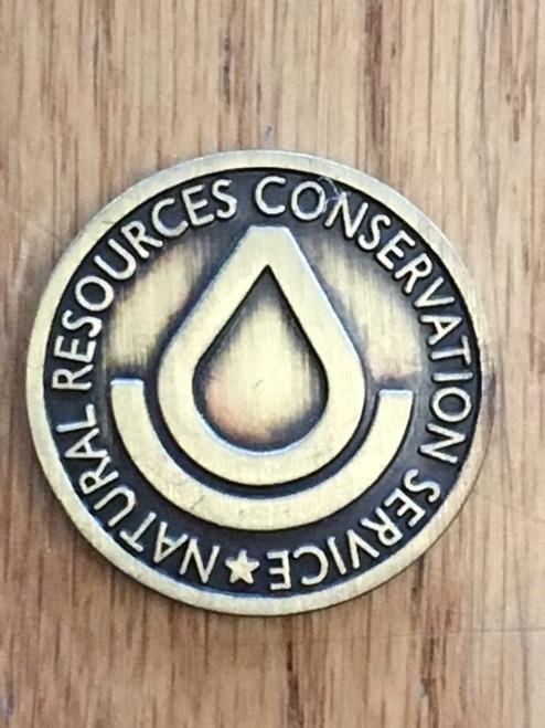 Natural Resources Conservation Service Spur Set