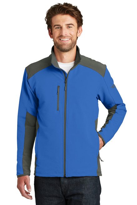 North Face Tech Stretch Soft Shell Jacket - Men's