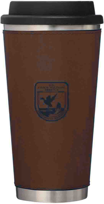 Stainless Tumbler - Brown