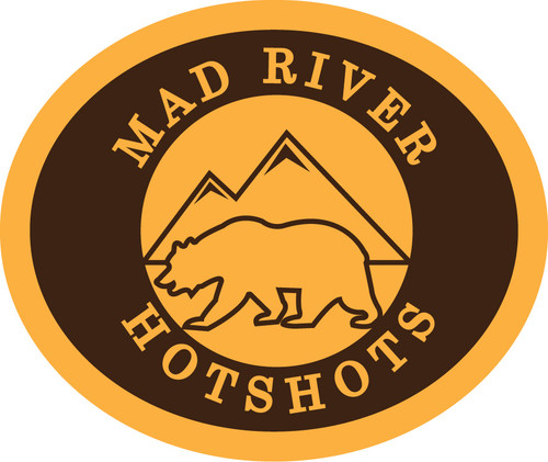 Mad River Hotshots Buckle (RESTRICTED)