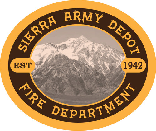 Sierra Army Depot Buckle (RESTRICTED)