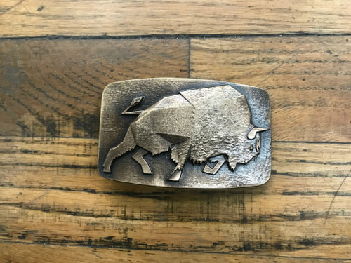 American Giant Buffalo Buckle (RESTRICTED)