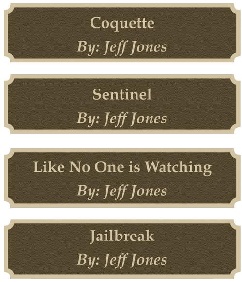 Jeff Jones Plate (RESTRICTED)