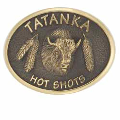 Tatanka Hotshots Buckle (RESTRICTED)