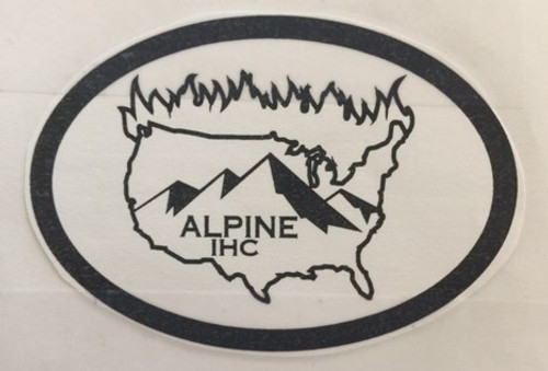 Alpine Hotshots Buckle (RESTRICTED)