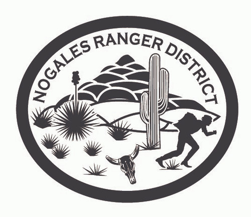 Nogales Ranger District Buckle (RESTRICTED)