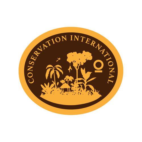 Conservation International  Buckle (RESTRICTED)