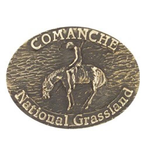 Comanche National Grasslands Buckle