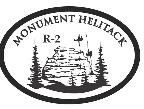 Monument Helitack Buckle (RESTRICTED)