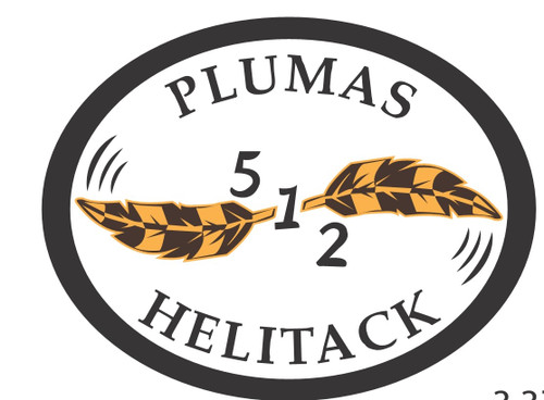 Plumas Helitack 512 Buckle (RESTRICTED)