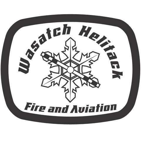 Wasatch Helitack Fire and Aviation Buckle (RESTRICTED)