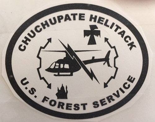 Chuchupate Helitack Buckle (RESTRICTED)