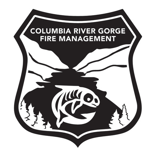 Columbia River Gorge Fire Management Buckle (RESTRICTED)