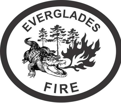 Everglades Fire Buckle