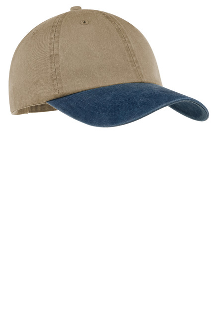 Bureau of Reclamation Khaki/Blue Cap