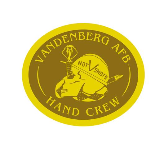 Vandenberg Hotshots Hand Crew C-2 Buckle (RESTRICTED)