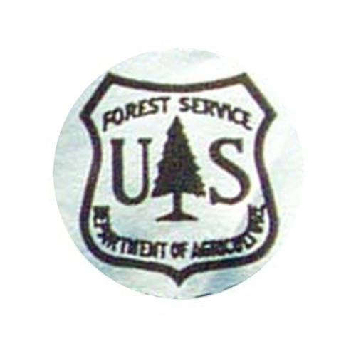Forest Service Mini  Stickers