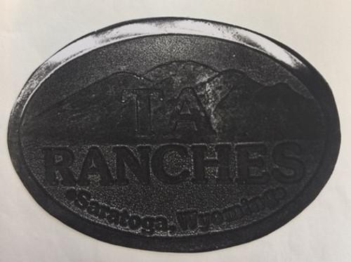 TA Ranch Dress (new) Buckle (RESTRICTED)