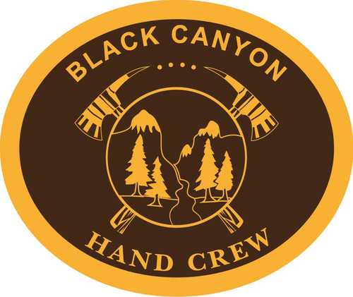 Black Canyon Hand Crew Buckle (RESTRICTED)