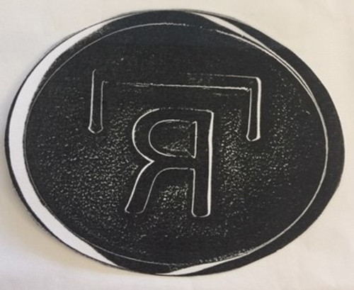 Box R Ranch Buckle (RESTRICTED)