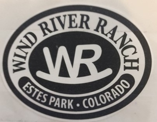 Wind River Ranch Buckle (RESTRICTED)