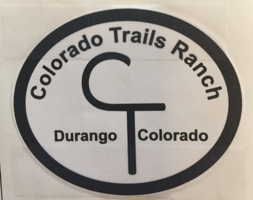 Colorado Trails Ranch Buckle (RESTRICTED)