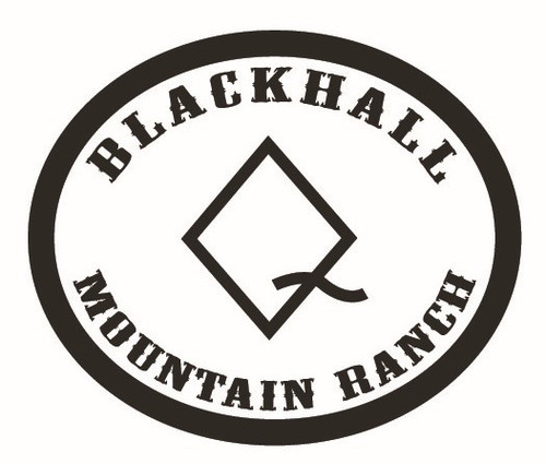 Blackhall Mountain Ranch Buckle (RESTRICTED)