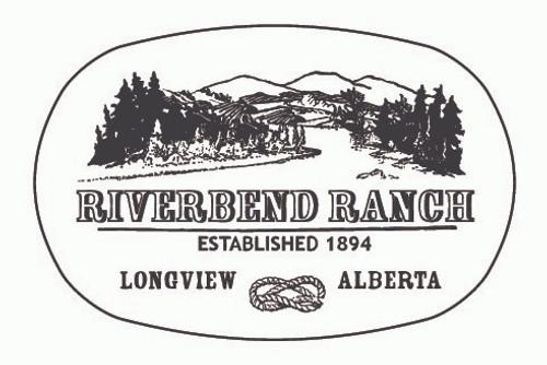 Riverbend Ranch Est. 1894 Buckle (RESTRICTED)